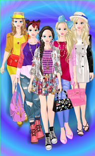 Princess Doll Fashion Dress Up- screenshot thumbnail