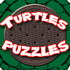 Cartoon Tiles Puzzle:Turtle Ed