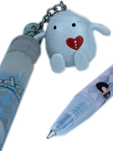 """Игрушка Dooo: """"Cupido"""" Ручка Шариковая с брелком - 15 см"""