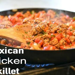 Mexican Chicken Skillet Recipes