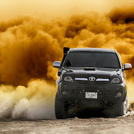 Turn by Abdul Rehman - Sports & Fitness Motorsports ( rally, water, pakistan, sand, jhal magsi, thrill, baluchista, adventure, desert, dangerous sport, dust, dangerous )