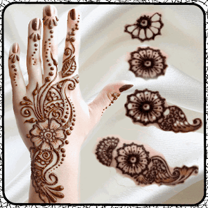 Henna Design Step Guide 2017