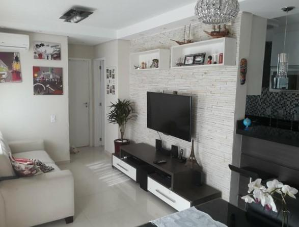 Apartamento com 2 dormitórios à venda, por R$ 271.000 - Residencial Villa Flora - Sumaré/SP