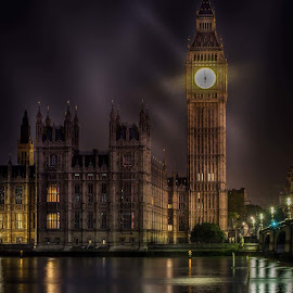 The Big Ben  by Selaru Ovidiu - Buildings & Architecture Public & Historical ( london )