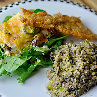 Chicken Jalapeno Casserole with Hemp Seed Risotto (FM)
