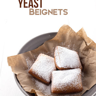 Beignet With Yeast Recipes