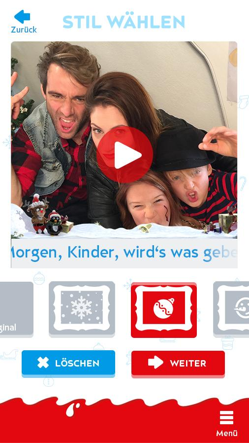 kinder Karaoke – Xmas Edition Screenshot 3