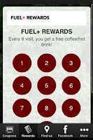 Screenshot of FUEL+