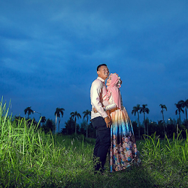 From night always forever by Arifin Pane - People Couples ( love, fashion, prewedding, wedding, couple )