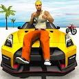 Real Gangster Vegas Crime Simulator - FPS Shooter
