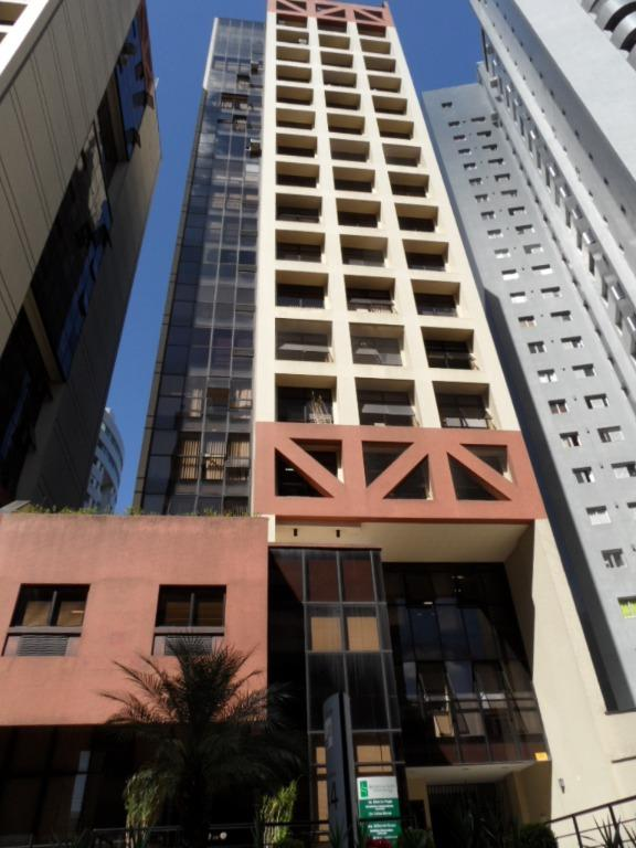CJ0048-ROM, Conjunto, 32 m² para alugar no Batel - Curitiba/PR