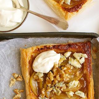 Pear Cheese Tart Recipes