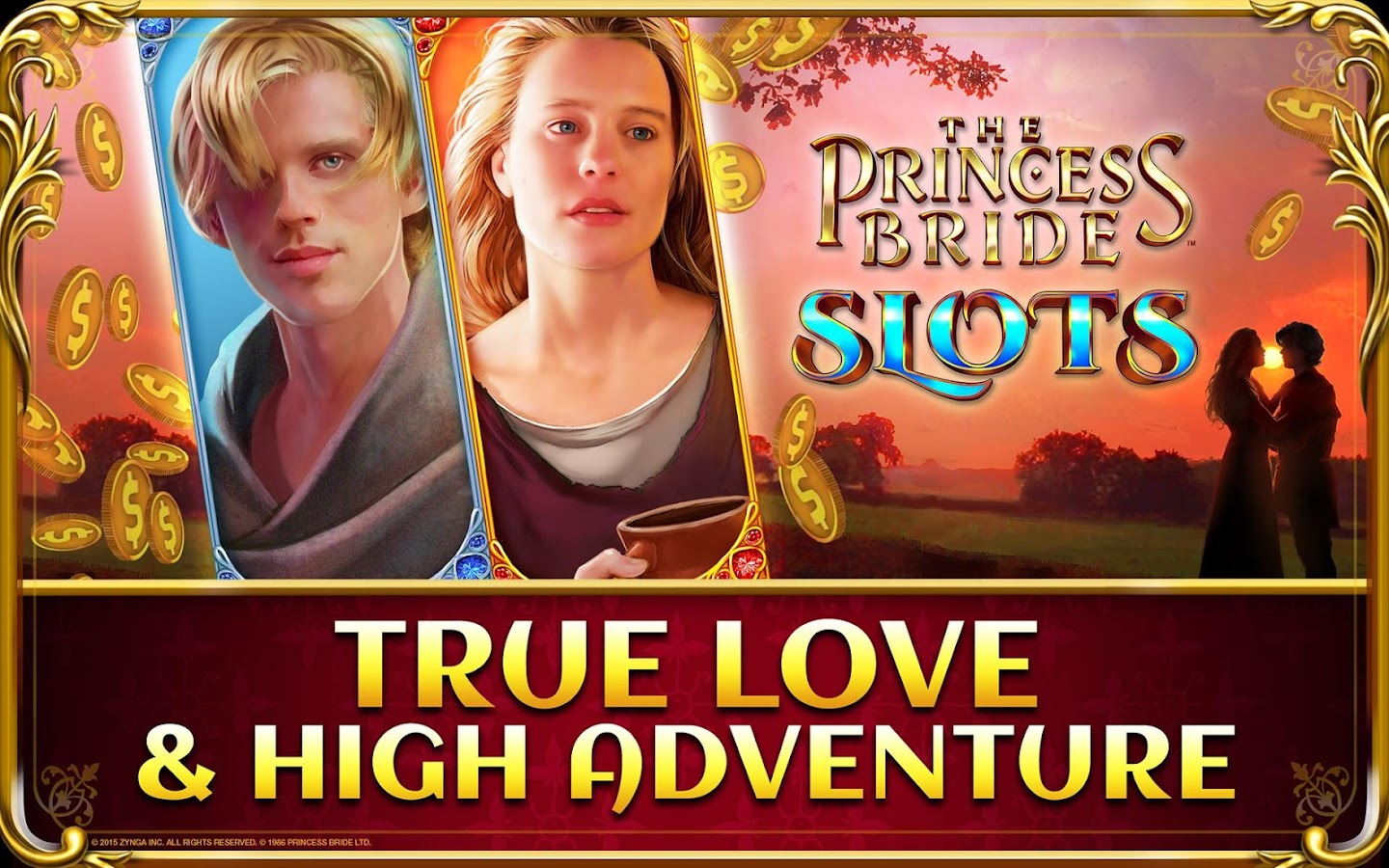 Princess Bride Slots Casino Screenshot 10