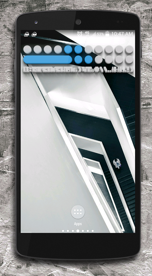 Kube Zooper widget pack Screenshot 3