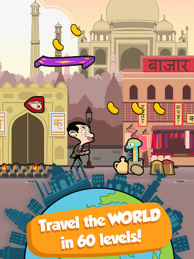 Mr Bean - Around the World - screenshot