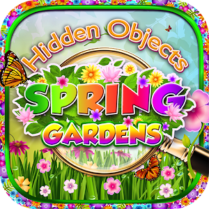 Cover art Hidden Objects Spring Gardens