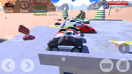 Freeroam City Online screenshot 2