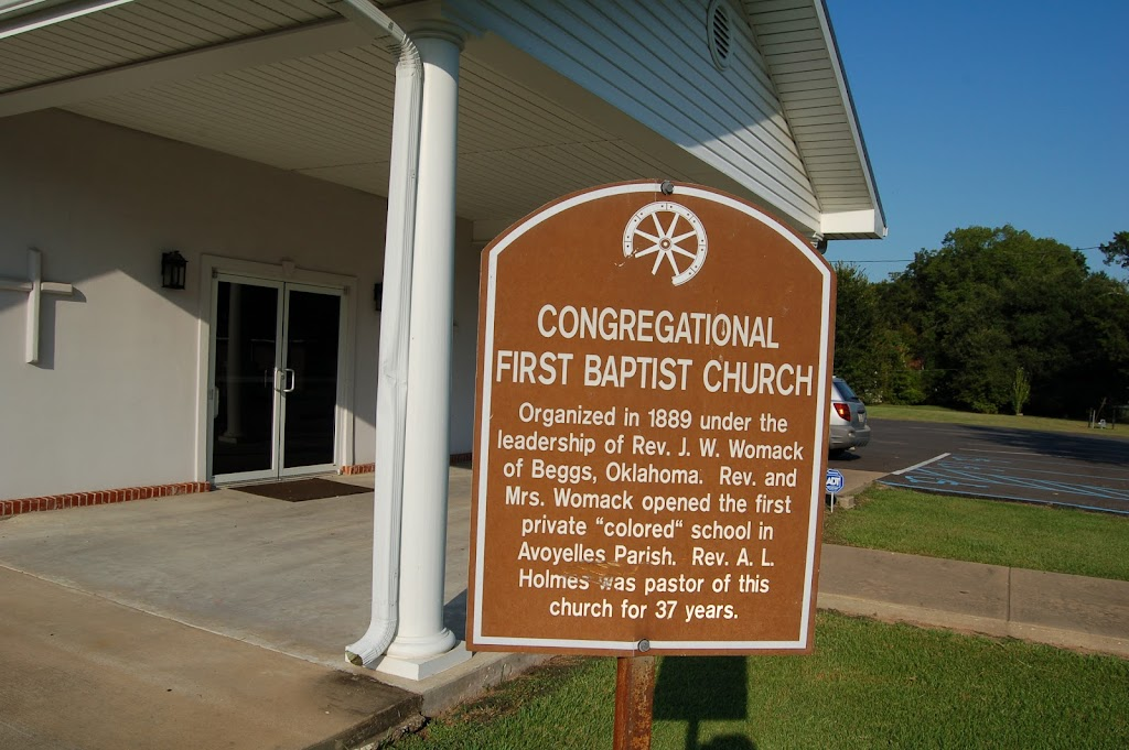 Organized in 1889 under the leadership of Rev. J.W. Womack of Beggs, Oklahoma. Rev. and Mrs. Womack opened the first private