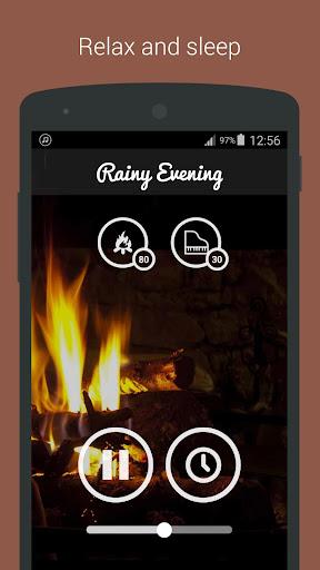 Rain Sounds - Sleep & Relax - screenshot