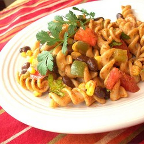 Southwestern Pasta Salad Black Beans Recipes | Yummly