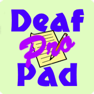 Deaf Pad Pro For PC / Windows 7/8/10 / Mac – Free Download