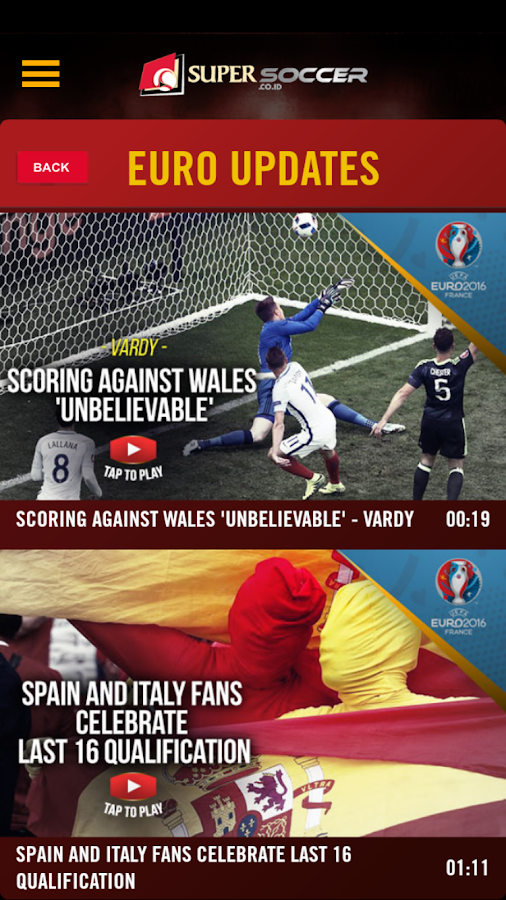 SuperSoccer Screenshot 7