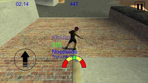 Skating Freestyle Extreme 3D screenshot 2