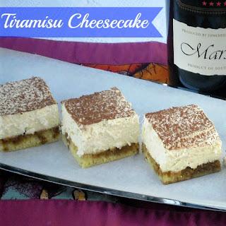 No Bake Tiramisu Cheesecake Recipes