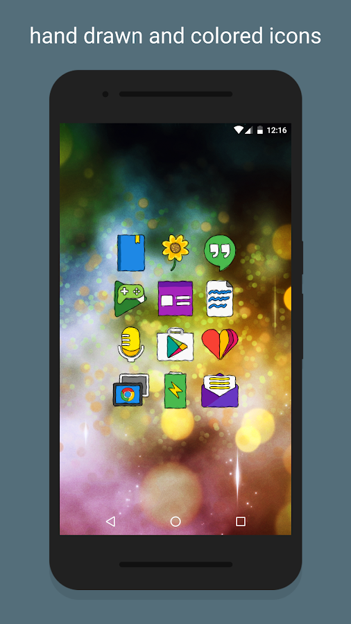 Drawon - Icon Pack Screenshot 3