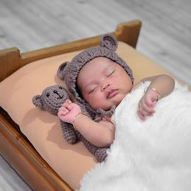 Sleeping well by Dedi Triyanto  - Babies & Children Babies