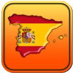 Map of Spain Icon