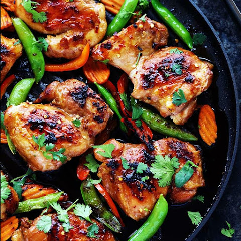 Thai Barbecue Chicken