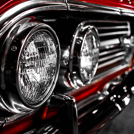 Classic Chevy by Darren Townsend - Transportation Automobiles ( car, collectors, vintage, chevrolet, american, usa, chevy, classic )