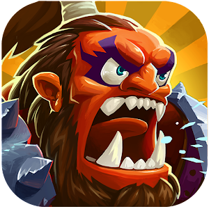 Charge into battle with the insanely fun and addicting PVP/RPG game, We Heroes! APK Icon