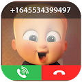 App Baby Boss Fake Call Vid APK for Windows Phone