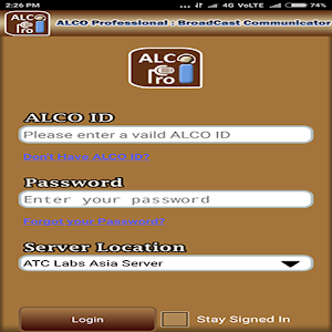 Download ALCOProfessional For PC Windows and Mac