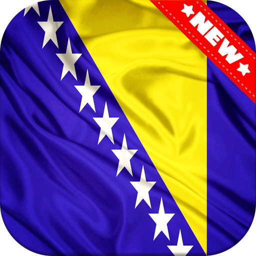 Android aplikacija Bosnia and Herzegovina Flag na Android Srbija