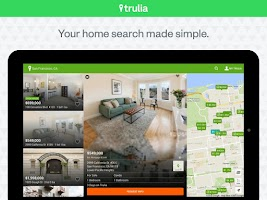 Screenshot of Trulia Real Estate & Rentals