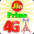 Free JIO Prime 4g Data Prank