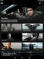 Screenshot of HBO Nordic