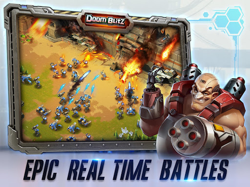 Doom Blitz: War Strategy For PC