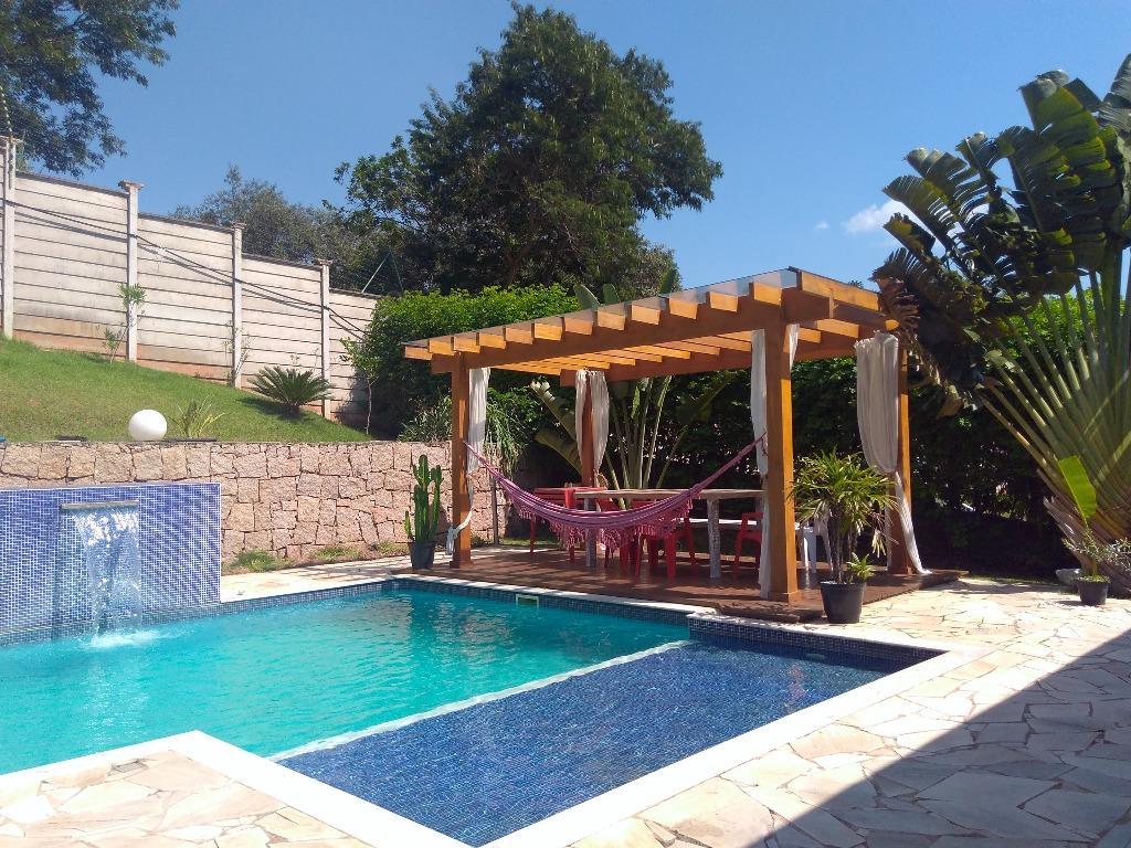 Estuda Permuta - Casa 3 dormitórios - 230m² - R$ 950.000 - Condomínio Santa Tereza - Itupeva/SP