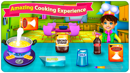 Free Bake Cupcakes - Cooking Games APK for Windows 8