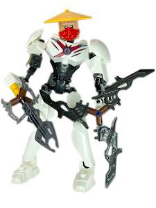 "Конструктор ""RoboBlock"" ниндзя войн M"
