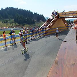 by Liviu Nanu - Sports & Fitness Other Sports ( summer, biathlon )
