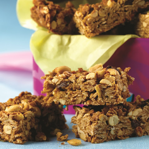 Fuel Up With Easy Homemade Granola Bars