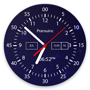 Download Analog Clock Live Wallpaper & Widget For PC Windows and Mac