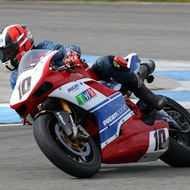 Ducati Corse by John Davies - Sports & Fitness Motorsports ( pembrey circuit, jd photography, motorsport )
