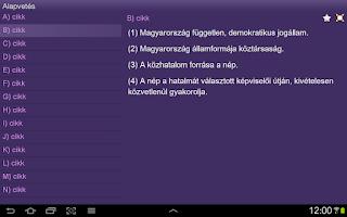 Screenshot of Constitution of Hungary