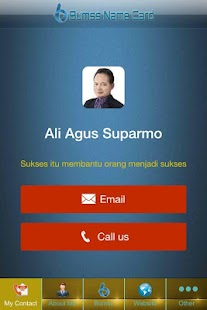 Ali Agus - screenshot